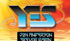 Promotional poster for the Quintessential YES concert. Co...