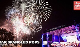 Promotional photo for Star Spangled Pops. Courtesy of the...