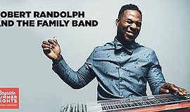 Promotional photo of Robert Randolph. Courtesy of the San...