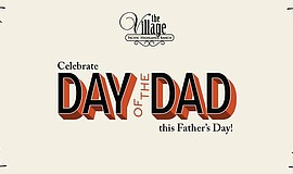 Promo graphic for Day Of The Dad