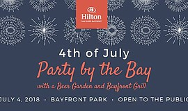 Promotional graphic courtesy of Hilton San Diego Bayfront.