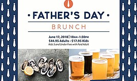 Promo graphic for Father's Day Brunch At La Gran Terraza