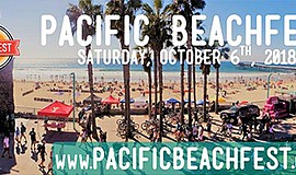 Promotional photo for the event. Courtesy of Pacific Beac...