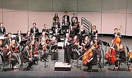 Photo from a previous concert. Courtesy of San Diego Yout...