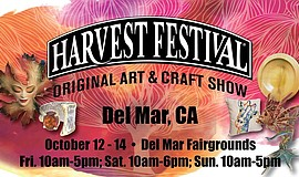 Promotional graphic courtesy of Harvest Festival Original...