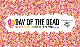 Promotional graphic courtesy of Day Of The Dead Festival ...
