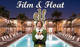 Promotional graphic for the Film & Float. Courtesy of The...