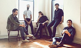 Promotional photo courtesy of Fleet Foxes.
