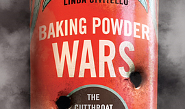 Promo graphic for Battle Royal: The Baking Powder Ward ...