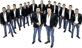 Promotional photo of Banda MS. Courtesy of San Diego Coun...