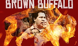 Promo graphic for 'The Rise And Fall Of The Brown Buffalo'