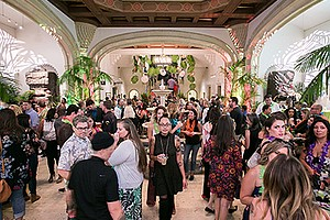 A photo from Culture & Cocktails, courtesy of SDMA.