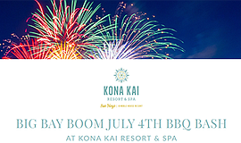 Promotional graphic for the Fourth of July celebration. C...