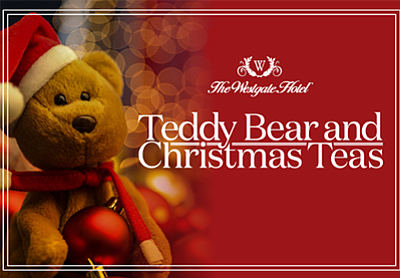 Promotional graphic for the Teddy Bear Teas. Courtesy of ...