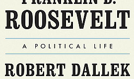 Promo graphic for Robert Dallek - 'Franklin D. Roosevel...