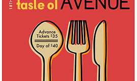 Promotional poster for Taste of Adams Avenue. Courtesy of...