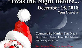 "Promotional graphic for the ""'Twas the Night Before Chris..."