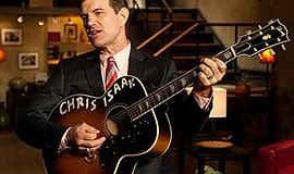 Promotional photo of Chris Isaak. Courtesy of TCM shoot.