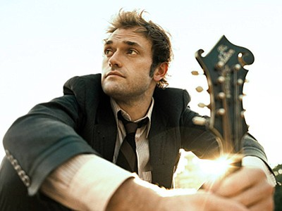 Chris Thile. Photo by Brantley Gutierrez