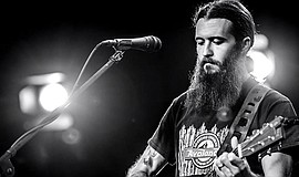 Promo graphic for Cody Jinks