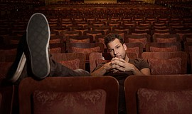 Promotional photo of Dane Cook, courtesy of Harrah's Reso...