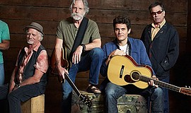 Promotional photo of band. Courtesy of Dead & Company.