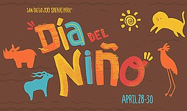 Promo graphic for Día del Niño