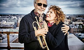 Promotional photo of Herb Alpert and Lani Hall. Courtesy ...