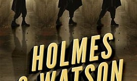 Promo graphic for 'Holmes & Watson' At North Coast Rep