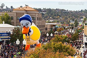Photo from last year's Mother Goose Parade. Courtesy of R Jordan Photography.