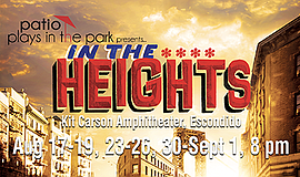 """A promotional poster for """"In the Heights,"""" courtesy of Pa..."""