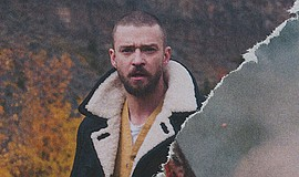 Promotional photo for Justin Timberlake's The Man Of The ...