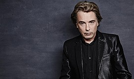 Promo graphic for Jean-Michel Jarre
