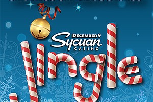 A promotional poster for Jingle 2018, courtesy of SDGMC.
