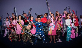 Promotional photo for Kids Night Out at Fleet Science Cen...
