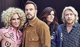 Promotional photo of Little Big Town. Courtesy of Little ...