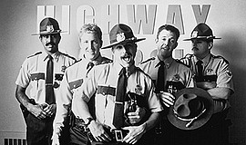 """Promotional photo for """"Super Troopers."""" Courtesy of Fox S..."""