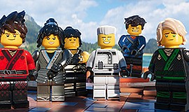 Promo graphic for Summer Movies In The Park: 'The Lego ...