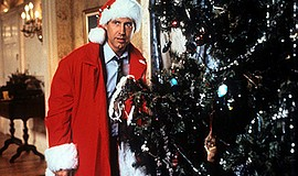 "Film still from ""Christmas Vacation."" Courtesy of Archive..."