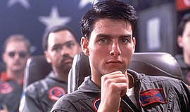 """Film still from """"Top Gun."""" Courtesy of Paramount Pictures."""