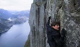 """Tom Cruise in """"Mission: Impossible - Fallout"""" (2018)."""