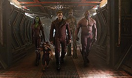 """Film still from """"Guardians of the Galaxy."""" Courtesy of Ma..."""