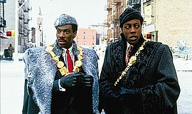 """Film still from """"Coming to America."""" Courtesy of Paramoun..."""