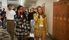 Promo graphic for Rooftop Cinema Club: 'Clueless'