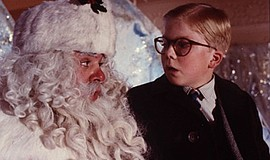 "Film still from ""A Christmas Story."" Courtesy of Warner B..."