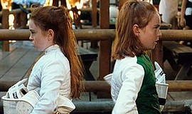 """Film still from """"The Parent Trap."""" Courtesy of Nancy Meyers."""