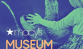 Promo graphic for Macy's Museum Month