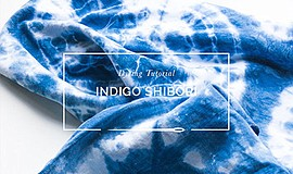 Promo graphic for Mint Studio: Shibori Dye