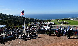 Promotional photo for the Mt. Soledad National Veterans M...