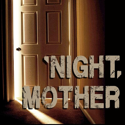 Promotional flyer for 'Night Mother. Courtesy of Lampligh...